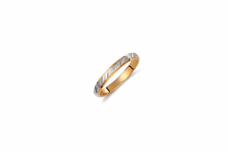 55 30ΔΧ Βέρα Ζαγρέ Κίτρινος & Λευκός Χρυσός 14Κ