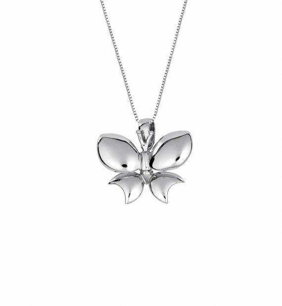 K04 004 Κρεμαστό Πεταλούδα Λευκόχρυσος