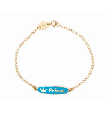 002274 Βραχιόλι Prince Χρυσό