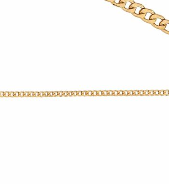 C13 004 Αλυσίδα Κουρμέτ Χρυσή