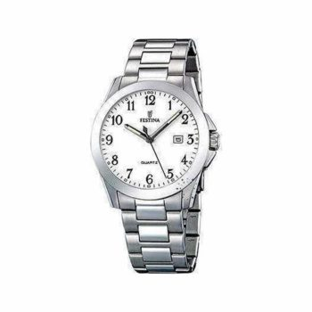 Festina Classic Stainless Steel Bracelet Men's Watch – F16376/1