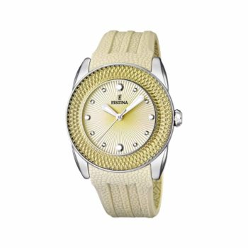 Festina Crystals Beige Women's Watch – F16591/2