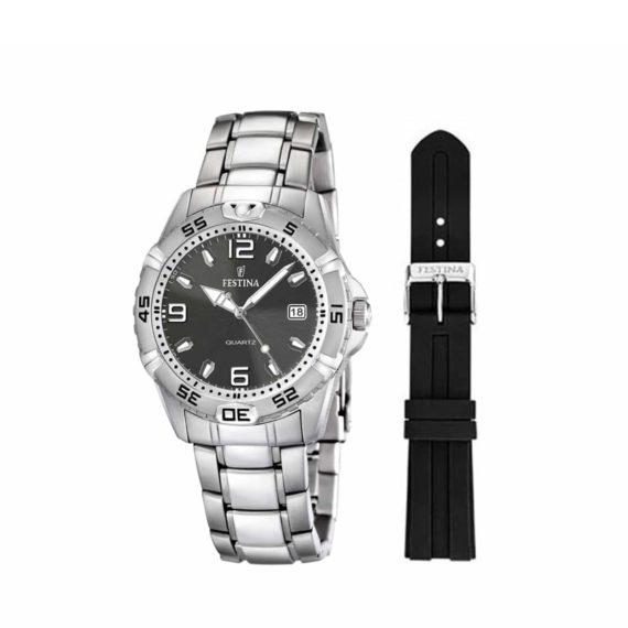 F16636 2 Festina Herren Armbanduhr Xl Classic