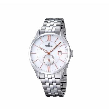 Festina Stainless Steel Bracelet Men's Watch – F16871/2