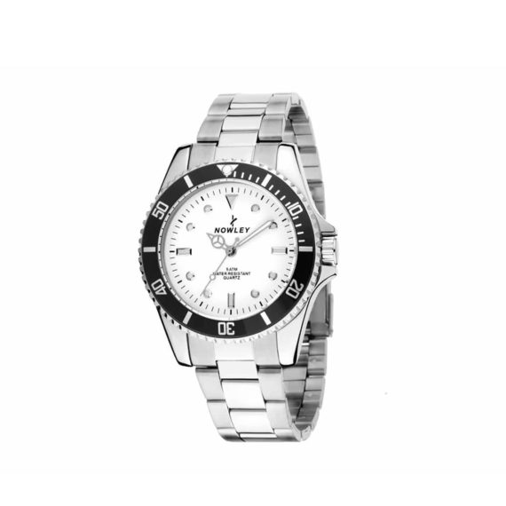 8 5316 0 5 Nowley Stainless Steel Bracelet