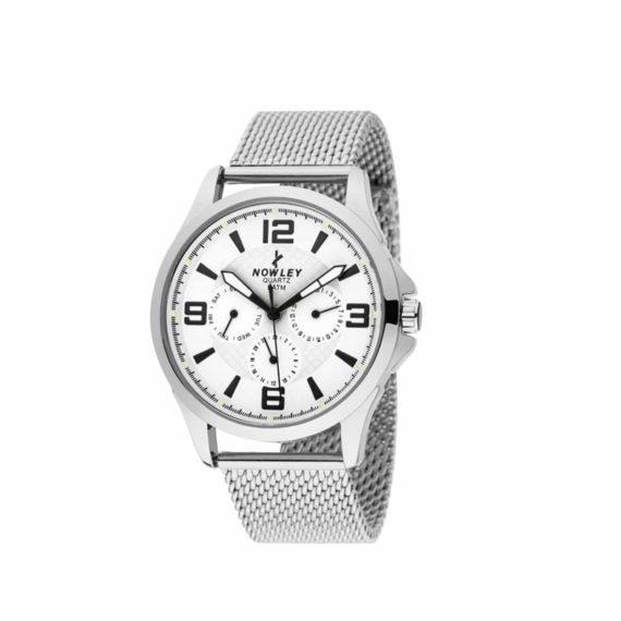 8 5575 0 1 Nowley Multi Function Stainless Steel Bracelet
