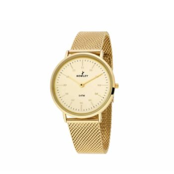 8 5671 0 2 Nowley Gold Stainless Steel Bracelet