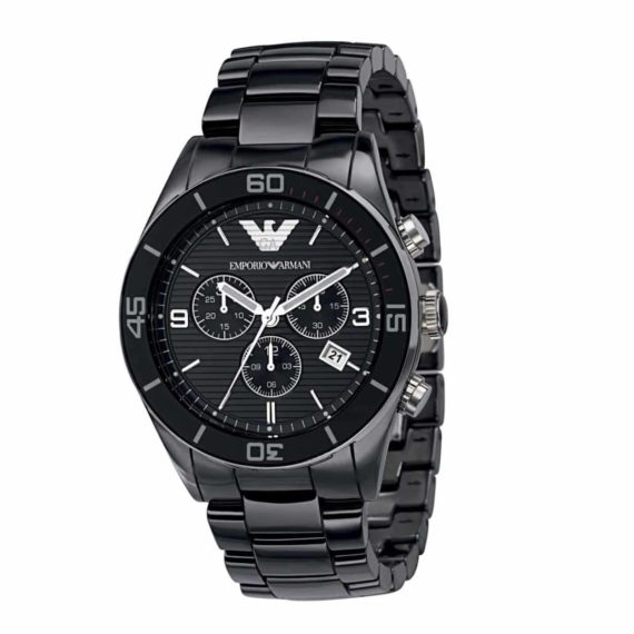 AR 1421 Emporio Armani Ceramic Men's Watch