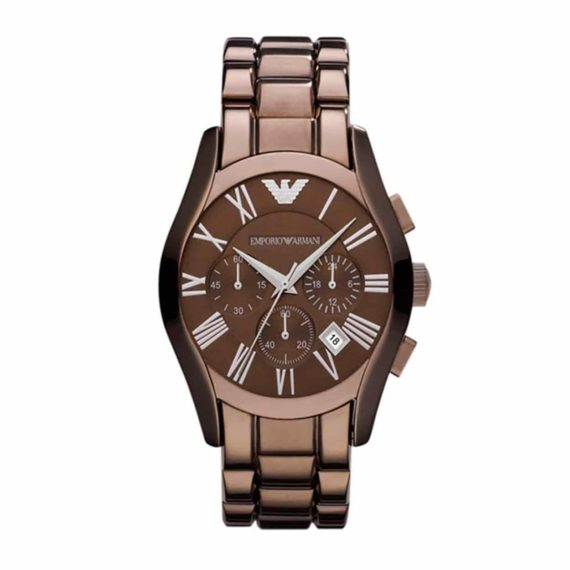 AR 1610 Emporio Armani Classic Brown Watch