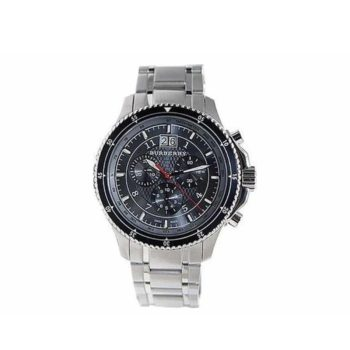 Bu7602 Burberry Endurance Stainless Steel Chronograph