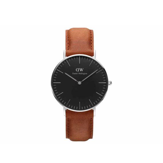 Dw00100144 Daniel Wellington Classic Durham Black Dial (1)