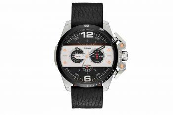 DZ4361 Diesel Men's Ironside Chronograph Leather Watch