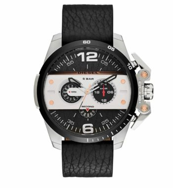 DZ4361 Diesel Men's Ironside Chronograph Leather Watch