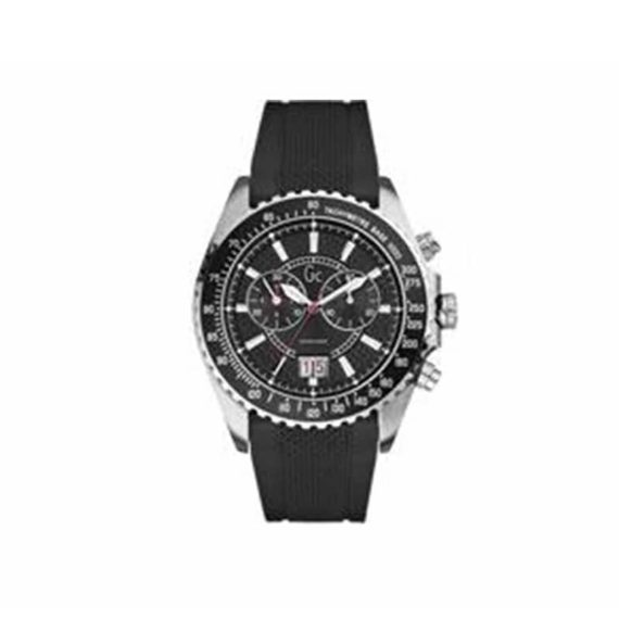 I30005g1 Gc Guess Collection Rubber Chronograph