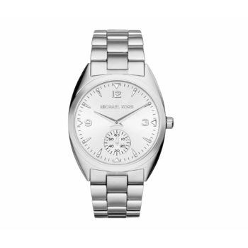 Mk3342 Michael Kors Callie Silver Dial Stainless Steel