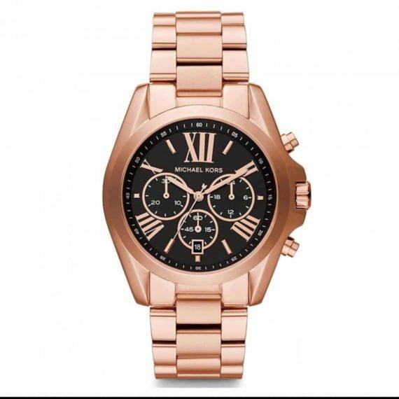 MK5854 Michael Kors Rose Gold Bradshaw Watch