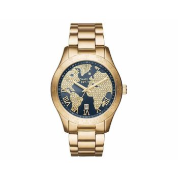 Mk6243 Michael Kors Layton Gold