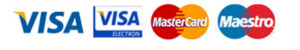 Visa Mastercard Maestro Icons