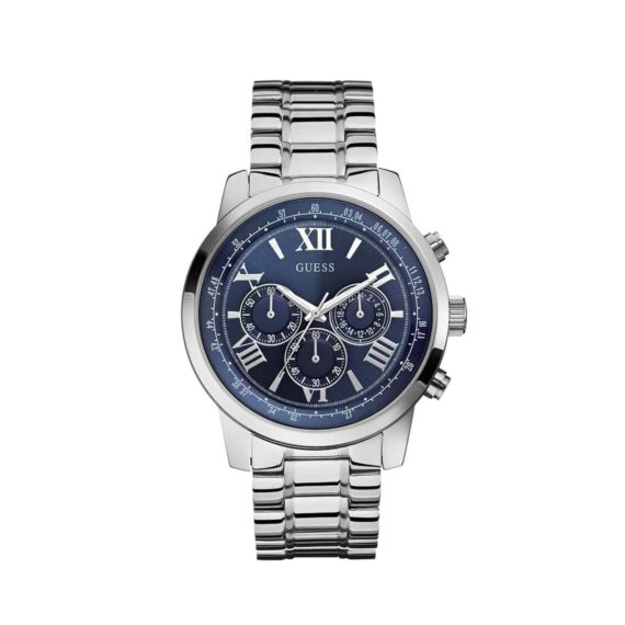 W0379g3 Guess Chronograph Stainless Steel Bracelet