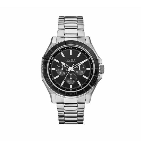 W0479g1 Guess Multi Function Stainless Steel Bracelet