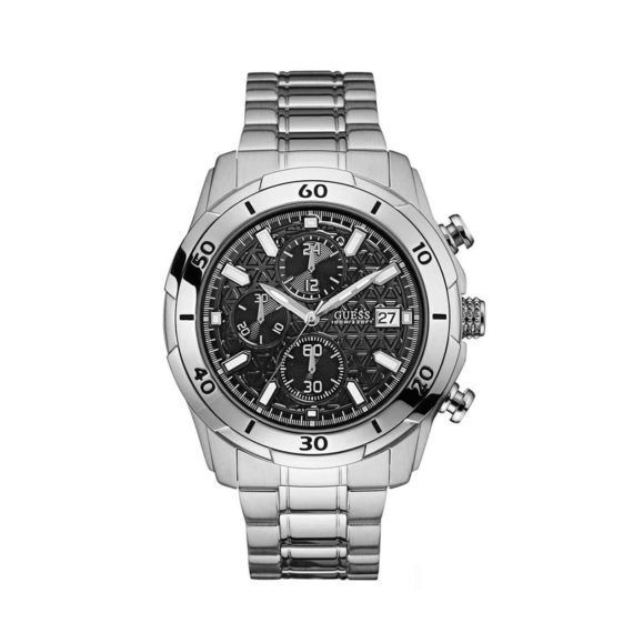 W0746g2 Guess Stainless Steel Chronograph