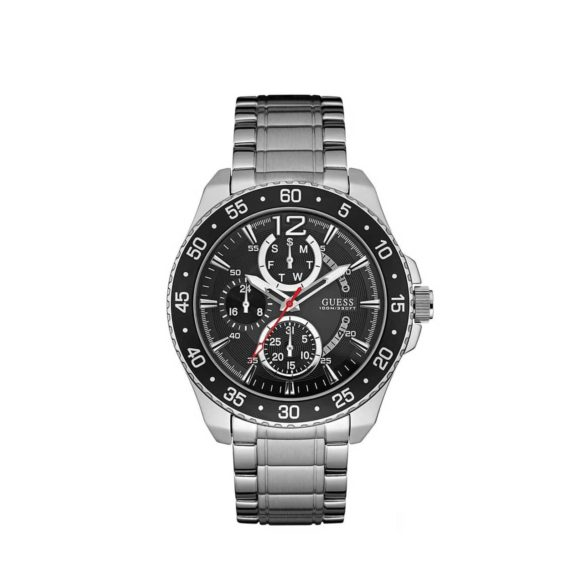 W0797g2 Guess Multi Function Stainless Steel Bracelet