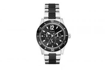 W15067L1 Guess Ladies'' Candy Stripe Watch