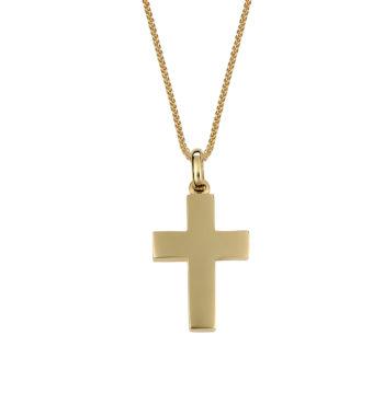 Σταυρός Χρυσός Unisex 002426