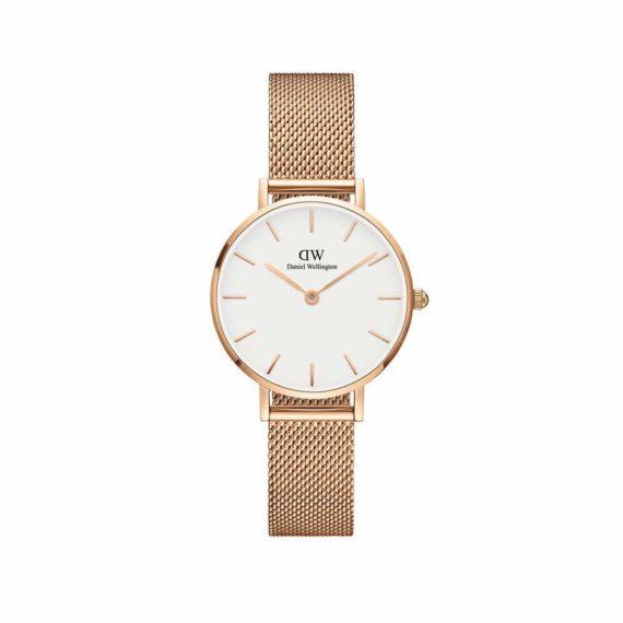 Daniel Wellington Petite Melrose Rose Gold Watch DW00100219