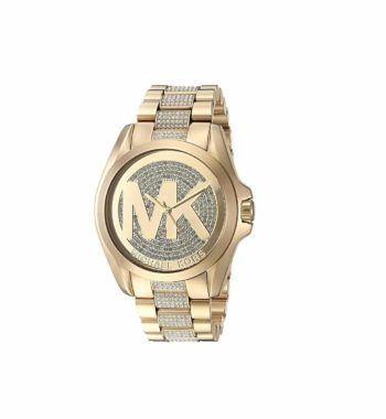 Michael Kors Bradshaw Gold Watch MK6487