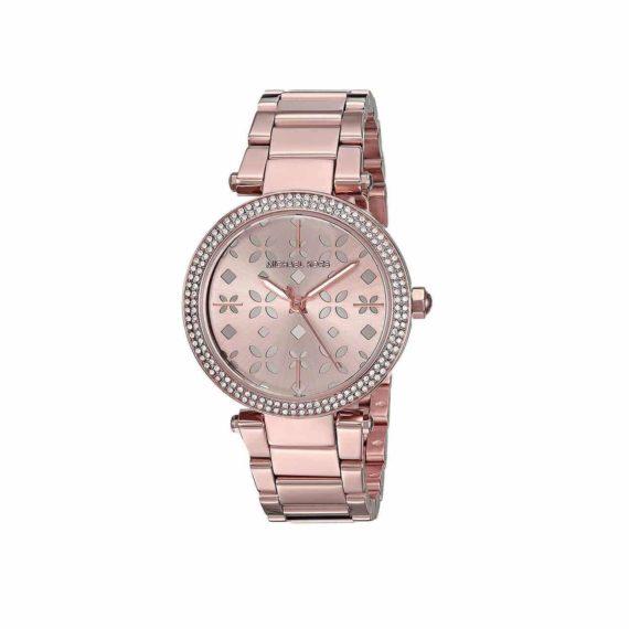 Michael Kors Mini Parker Rosegold Stainless Steel Watch MK6470