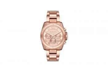 Michael Kors Brecken Rose Gold Women's Watch ΜΚ6367 1