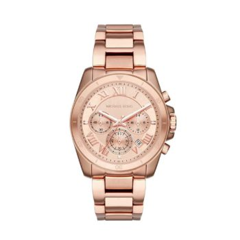 Michael Kors Brecken Rose Gold Womens Watch Mk6367 1 E1554316989969