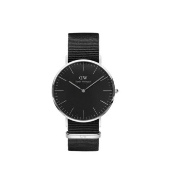 Daniel Wellington Classic Black Sheffield Men's Watch DW00100133