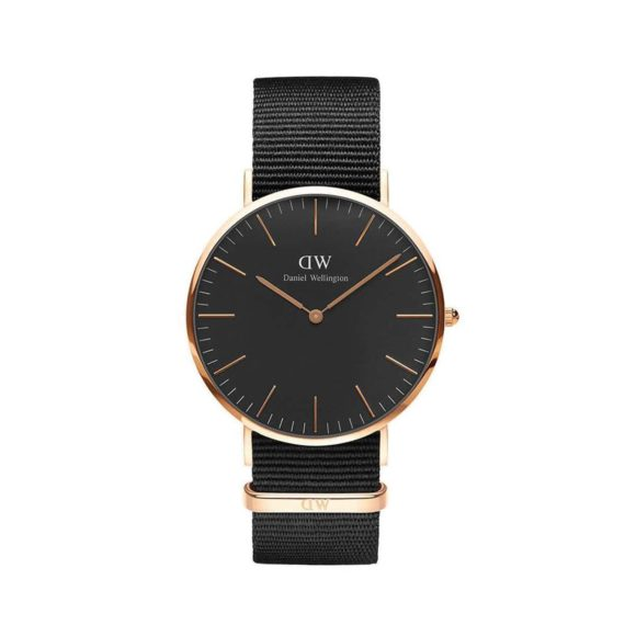 Daniel Wellington Classic Cornwall Rose Gold Unisex Watch Dw00100148 E1554316326745