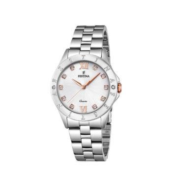 Festina Boyfriend Silver Women's Watch F16925.A