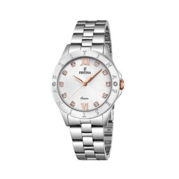 Festina Boyfriend Silver Women's Watch F16925.A