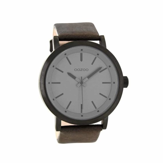 Oozoo Timepieces Xxl White Unisex Watch C8254 E1554316401237