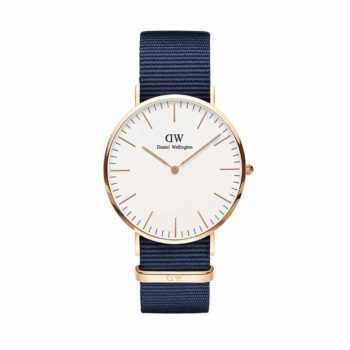 Daniel Wellington Classic Bayswater Rose Gold Mens Watch Dw00100275 E1554316042766