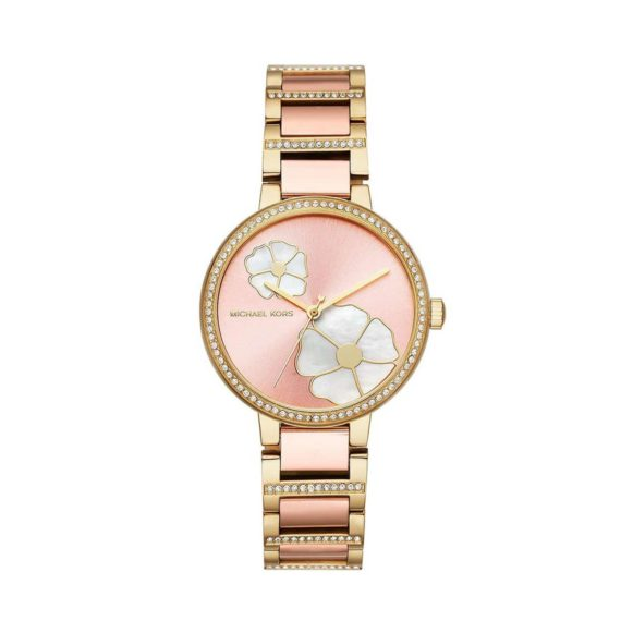 Michael Kors Courtney Two Tone Stainless Steel Womens Watch Mk3861 E1554316281953