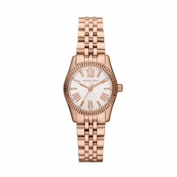 Michael Kors Lexington Glitz Rose Gold Womens Watch Mk3230 E1554316233953