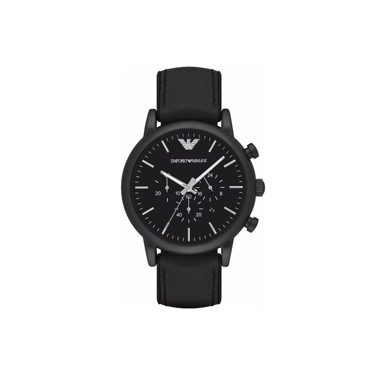 1627b536d1 Emporio Armani Luigi Chronograph Men s Watch – Jewelor