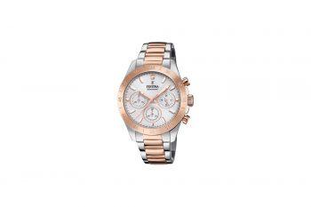Festina Diamond Chronoghraph Women's Watch F20398 1
