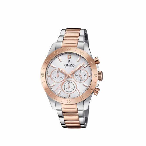 Festina Diamond Chronoghraph Womens Watch F20398 1 E1554315862500