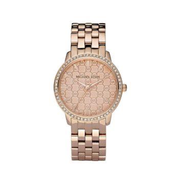 Michael Kors Argyle Rose Gold Women's Watch – MK3156