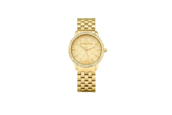 Michael Kors Glitz Gold Women's Watch MK3120
