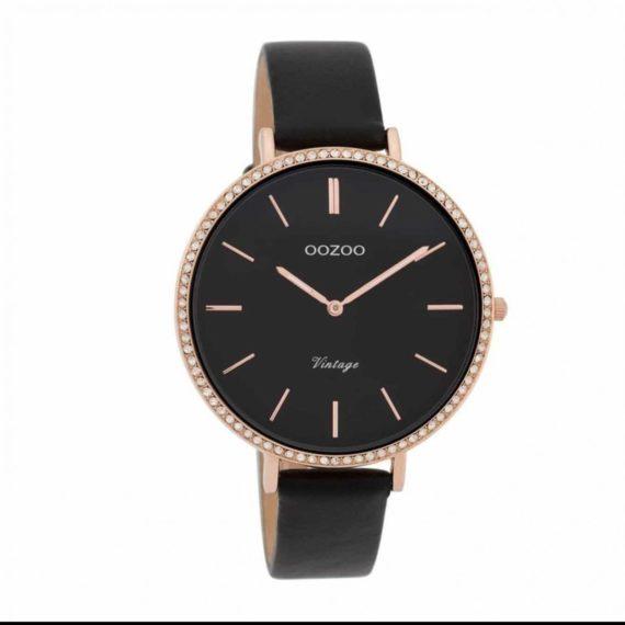 OOZOO Timepieces Vintage Crystals Women's Watch C9804