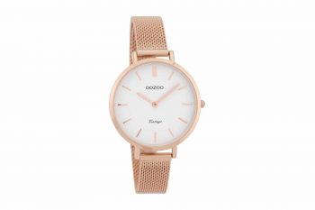 OOZOO Timepieces Vintage Rose Gold Women's Watch C9822