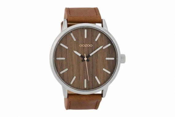 OOZOO Timepieces Wood XXL Mens Watch C9255