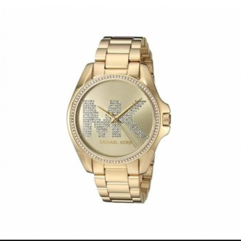 Michael Kors Bradshaw Gold Womens Watch Mk6555